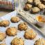 Oranjekoeken met muesli, olijfolie en honing