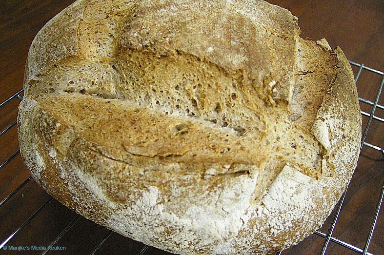 Zuurdesembrood maken met Franse starter