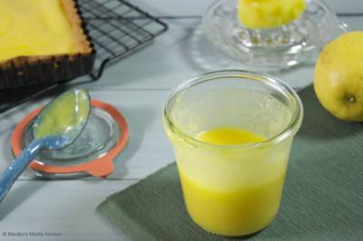 Lemoncurd maken