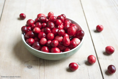 Cranberry of grote veenbes