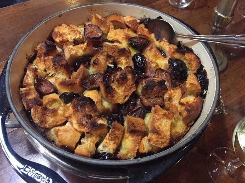 Breadpudding met kwetsen