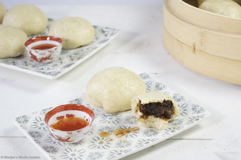 Bao pao broodjes maken