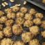 Pindakaaskoekjes met abrikoos