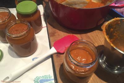 paprikaketchup maken
