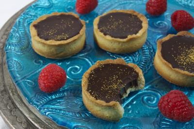 chocoladetaartjes maken