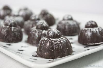 Chocolade kers(t)bonbons