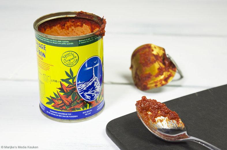 Smaakmaker uit Tunesië