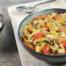 Zoetzure kip met wortel en paprika