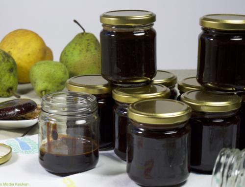 Appel-perenstroop maken
