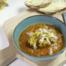 Tomatensoep met spaghettipompoen recept