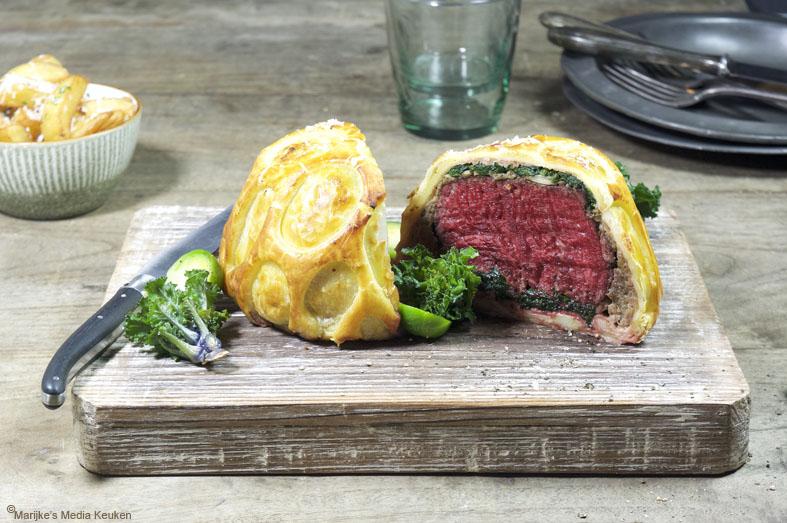 Beef Wellington voor kerst maken