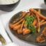 Geroosterde worteltjes met gember-peterseliesalsa maken
