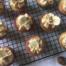 Bananencupcakes met een pindakaascrème maken