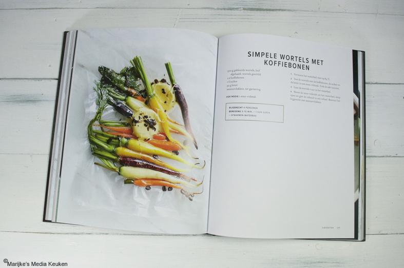 sous-vide groenten