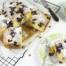 Vanillecake met bramen, zwarte bessen en Kaapse kruisbessen maken
