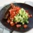 Rucolastamppotje met tomaat en vegetarische braadworst maken