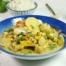 Viscurry met bloemkool en mango maken