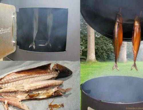 Zelf makreel roken