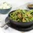 Kerrieboontjes met kip en rijst maken